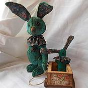 Куклы и игрушки ручной работы. Ярмарка Мастеров - ручная работа Зай Малыш Роб. Handmade.
