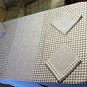 Для дома и интерьера ручной работы. Ярмарка Мастеров - ручная работа Комплект столового белья. Handmade.