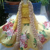 Куклы и игрушки ручной работы. Ярмарка Мастеров - ручная работа Кукла с гардеробом. Handmade.