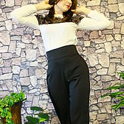 Одежда handmade. Livemaster - original item Pants