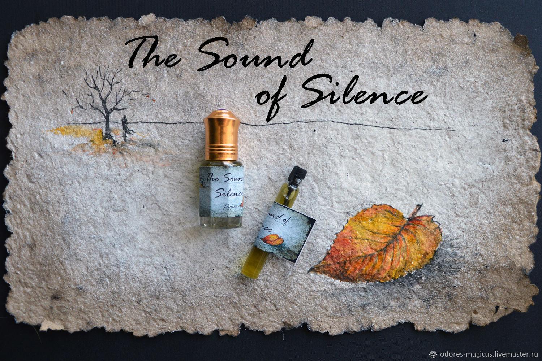 """""""The Sound of Silence"""", шипровый аромат, унисекс, Духи, Екатеринбург,  Фото №1"""