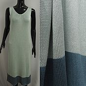 Платья ручной работы. Ярмарка Мастеров - ручная работа Платье из шелка. Handmade.