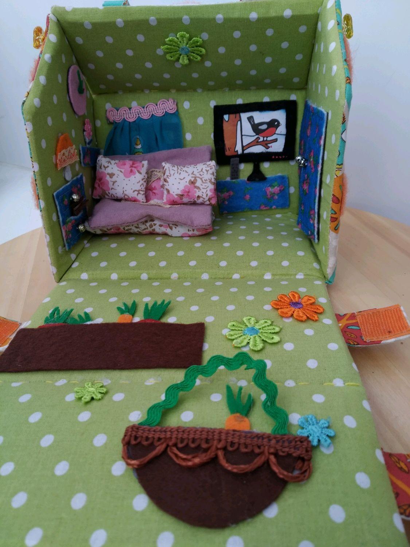 Дом для куклы, Кукольные домики, Пермь,  Фото №1