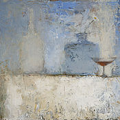 Картины и панно ручной работы. Ярмарка Мастеров - ручная работа Ледяное вино. Handmade.