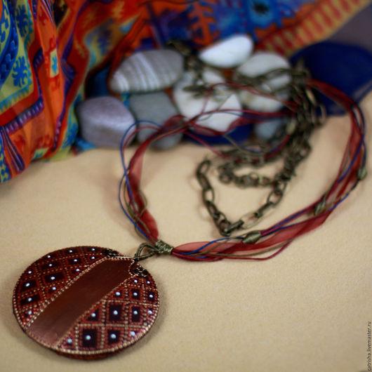Кулон подвеска,  крупное украшение, деревянный кулон, бохо этно Африка, крупный деревянный кулон, крупное деревянное украшение, подвеска Африка кулон деревянный, бохо кулон, этно подвеска, Африка этно