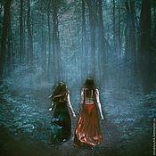 """Картины и панно ручной работы. Ярмарка Мастеров - ручная работа Фотокартина """"Две души"""". Handmade."""