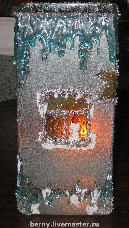 Свеча горела на столе, свеча горела