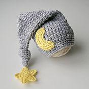Работы для детей, handmade. Livemaster - original item Cap for the photo shoot