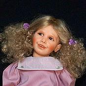 Куклы и игрушки ручной работы. Ярмарка Мастеров - ручная работа ДИАНА   45см. Handmade.