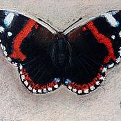 Картины и панно handmade. Livemaster - original item Painting pastel Butterfly. Handmade.