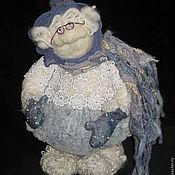 Куклы и игрушки ручной работы. Ярмарка Мастеров - ручная работа Ангел Декабрюша. Handmade.