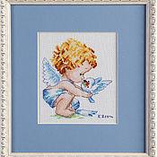 """Картины и панно ручной работы. Ярмарка Мастеров - ручная работа """"Светлый Ангел!"""". Handmade."""