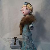 Куклы и игрушки ручной работы. Ярмарка Мастеров - ручная работа Пани Доротея. Handmade.