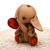 Куклы и игрушки ручной работы. Ярмарка Мастеров - ручная работа Чердачный слоник... Handmade.