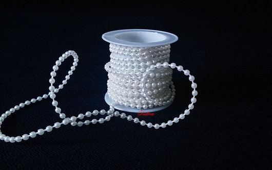 Другие виды рукоделия ручной работы. Ярмарка Мастеров - ручная работа. Купить Бусины на ните Р10. Handmade. Бусина