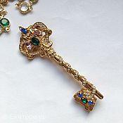 Винтаж handmade. Livemaster - original item Trifari brooch key. Handmade.
