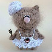 Куклы и игрушки handmade. Livemaster - original item Pussy Hostess.. Handmade.