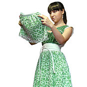 """Одежда ручной работы. Ярмарка Мастеров - ручная работа Юбки """"Мечты сбываются"""" для мамы и дочки. Handmade."""