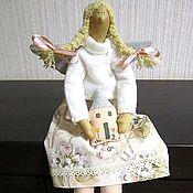 Куклы и игрушки ручной работы. Ярмарка Мастеров - ручная работа Феечка Мия. Handmade.
