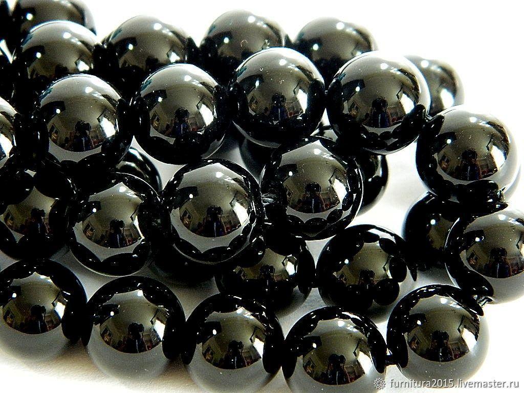 Купить Турмалин (Шерл) Для украшений ручной работы. Турмалин (Шерл), цвет  черный, ... 47d9fb9557e
