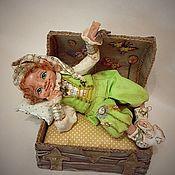 Куклы и игрушки ручной работы. Ярмарка Мастеров - ручная работа Гном Брэнди. Handmade.