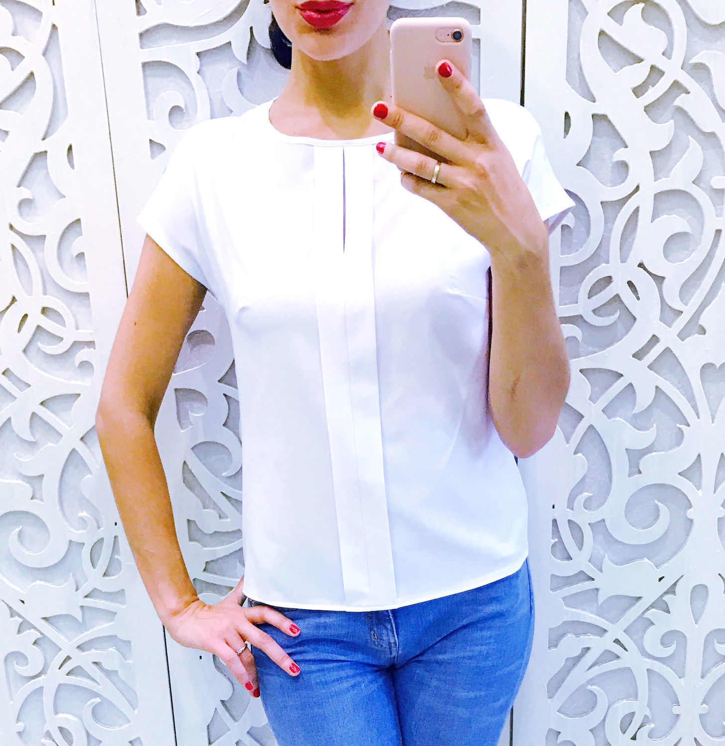 Blouse summer white, Blouses, Moscow, Фото №1
