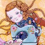 Елена Майборода Портретные куклы - Ярмарка Мастеров - ручная работа, handmade