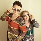 """Одежда ручной работы. Ярмарка Мастеров - ручная работа Проект """"Family Look"""". Handmade."""