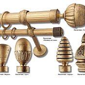 handmade. Livemaster - original item Decorative cornice antique diameter 35/22 in 2 colors. Handmade.