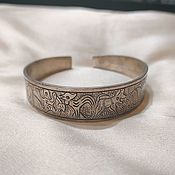 Винтаж handmade. Livemaster - original item 12 Animal Bracelet. Handmade.