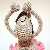 """Куклы и игрушки ручной работы. Ярмарка Мастеров - ручная работа Кукла """"Ирина-балерина"""". Handmade."""