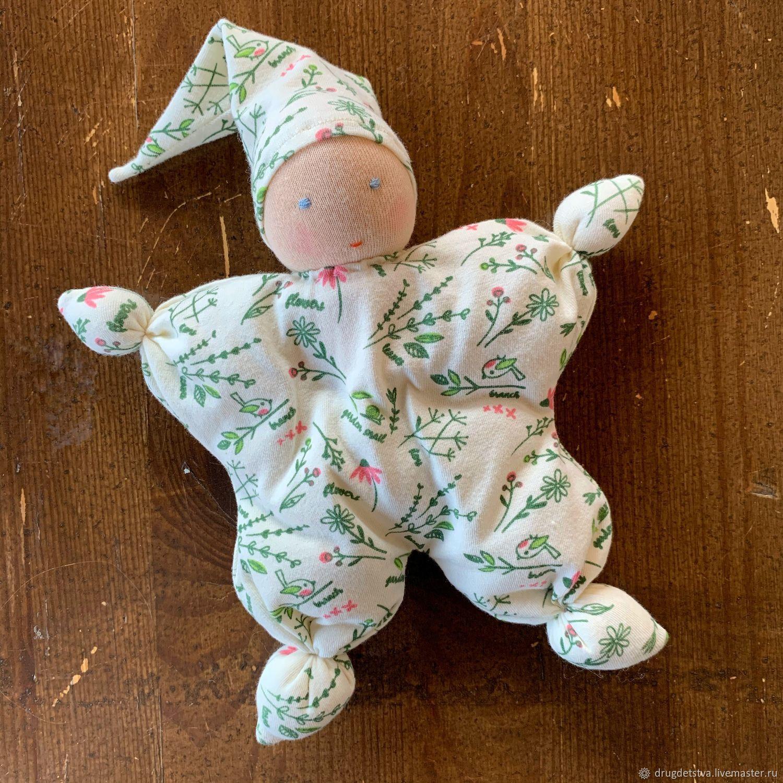 кукла - бабочка, Вальдорфские куклы и звери, Самара,  Фото №1