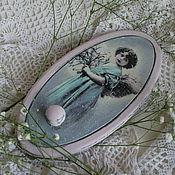 """Для дома и интерьера ручной работы. Ярмарка Мастеров - ручная работа вешалка """"Angel"""". Handmade."""
