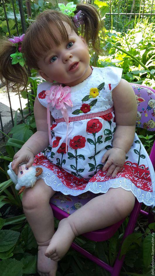 Куклы-младенцы и reborn ручной работы. Ярмарка Мастеров - ручная работа. Купить Katie Marie от  Ann Timmerman. Handmade. Рыжий