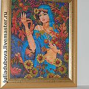 Картины и панно ручной работы. Ярмарка Мастеров - ручная работа Осень/Зима. Handmade.