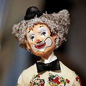 """Куклы и игрушки ручной работы. Ярмарка Мастеров - ручная работа Кукла """"Blue canary"""". Лицедеи"""".. Handmade."""
