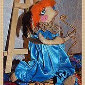 Куклы и игрушки ручной работы. Ярмарка Мастеров - ручная работа Кукла Ангел Любви!  кофейная кукла. Handmade.