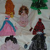 Куклы и игрушки ручной работы. Ярмарка Мастеров - ручная работа нарядные платья для кукол  Winx. Handmade.