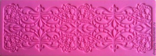 Текстурный лист a la Анна Брагина