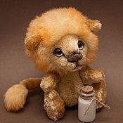 Куклы и игрушки ручной работы. Ярмарка Мастеров - ручная работа Лёва. Handmade.