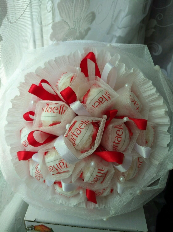Букет из конфет своими руками 82
