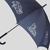 Аксессуары ручной работы. Ярмарка Мастеров - ручная работа Подарочный зонт. Handmade.