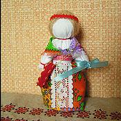Русский стиль ручной работы. Ярмарка Мастеров - ручная работа Успешница кукла-оберег. Handmade.