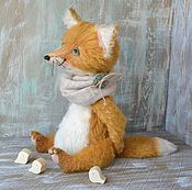 Куклы и игрушки handmade. Livemaster - original item Little fox. Handmade.