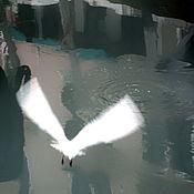 """Картины и панно ручной работы. Ярмарка Мастеров - ручная работа авторская фотография """"Venezia. Mio Gabbiano""""-2. Венеция (серия). Handmade."""