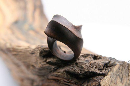 """Кольца ручной работы. Ярмарка Мастеров - ручная работа. Купить Кольцо """"Infiniti"""". Handmade. Кольцо, greenwood, дерево"""