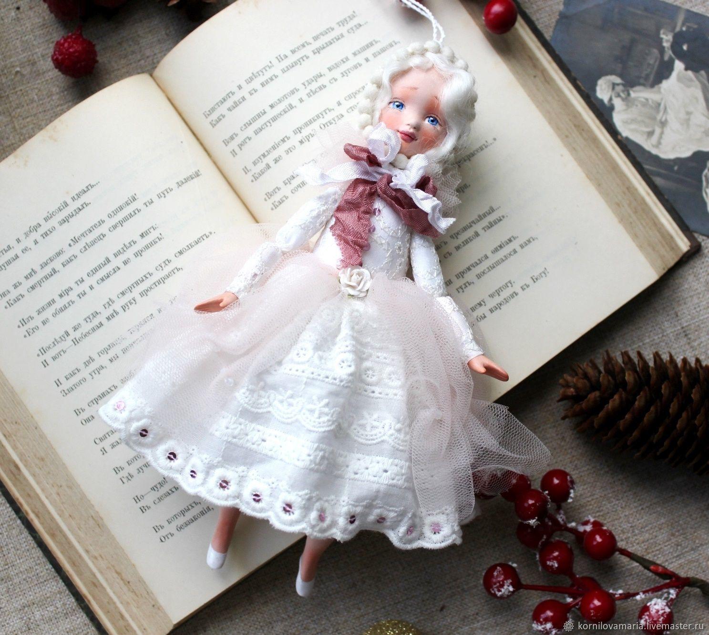 toy Christmas Doll snow maiden, Dolls, Kaliningrad,  Фото №1