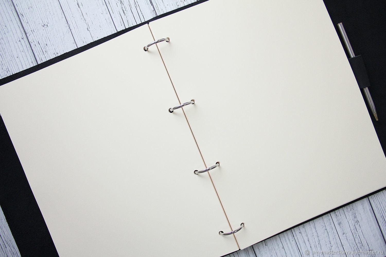 Сменный блок А4 (Разные цвета бумаги), Бумага для скрапбукинга, Санкт-Петербург,  Фото №1