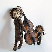 Куклы и игрушки handmade. Livemaster - original item hedgehog band. Handmade.