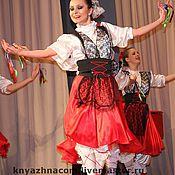 """Одежда ручной работы. Ярмарка Мастеров - ручная работа Испанский танец-""""Арагонская Хота"""". Handmade."""
